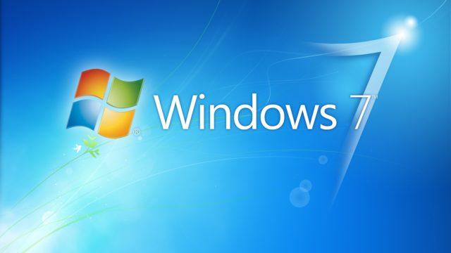 Windows 7 niet meer ondersteund